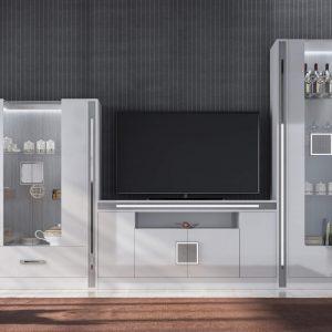 composicion modular salon
