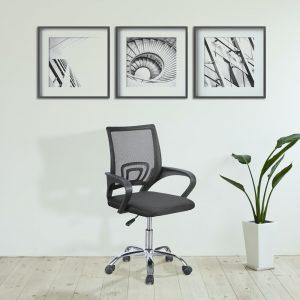 silla con tejido traspirable